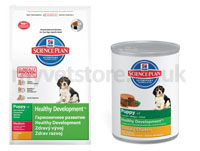 Hill's Science Plan Medium Puppy Healthy Development Chicken
